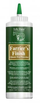 Farrier´s Finish - Life Data Labs