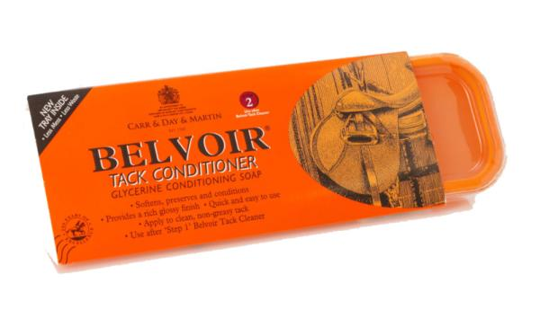 Belvoir Lederseifenriegel (Conditioner Tray) - Carr & Day & Martin