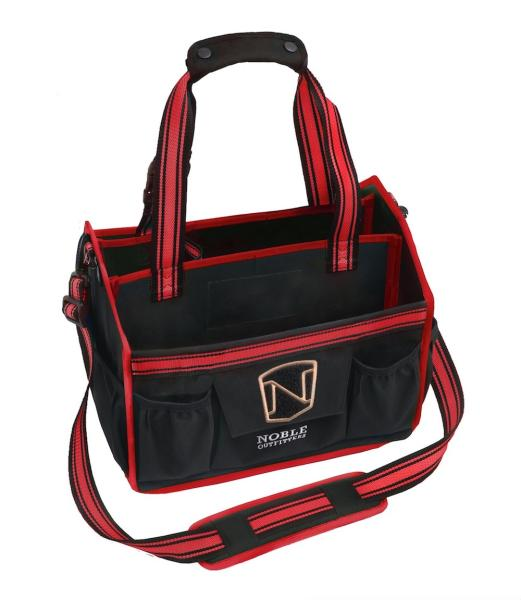 "Equin Essential Putztasche ""Red"" - Noble Equestrian"