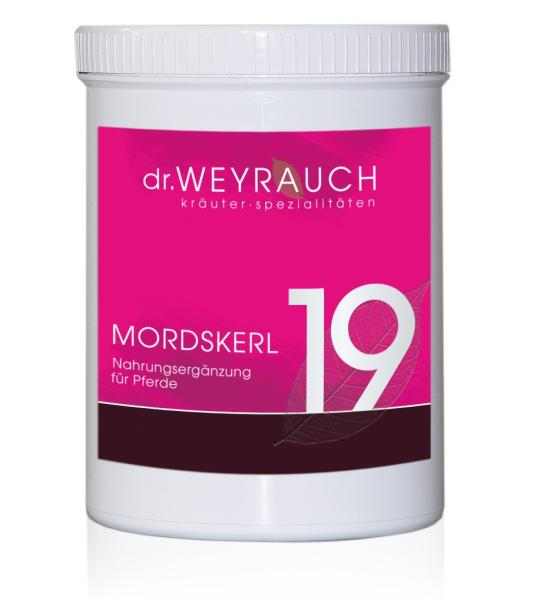 dr. WEYRAUCH - Nr. 19 Mordskerl
